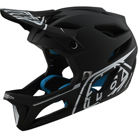 Troy Lee Designs Stage MIPS Helm stealth black/silver